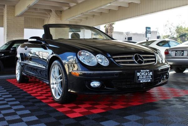 2009 Mercedes-Benz CLK-Class CLK 350