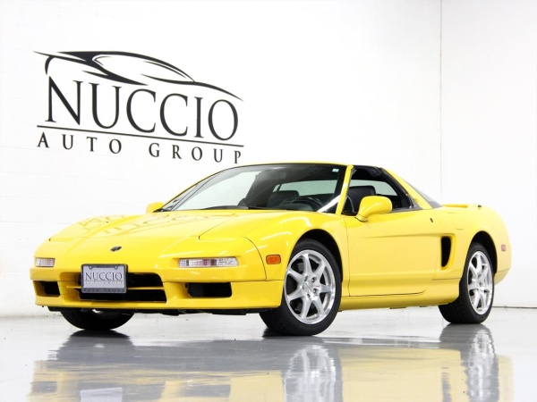 1998 Acura NSX NSX-T
