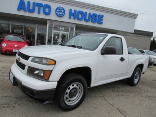 2017 Chevrolet Colorado Work Truck Regular Cab Standard Bed 2wd For In Downers Grove