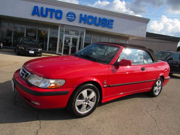 2003 Saab 9-3 in Downers Grove, IL