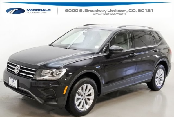 2020 Volkswagen Tiguan in Littleton, CO