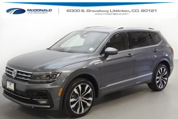 2019 Volkswagen Tiguan Unknown