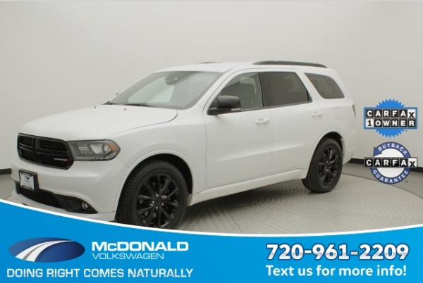 2017 Dodge Durango in Littleton, CO
