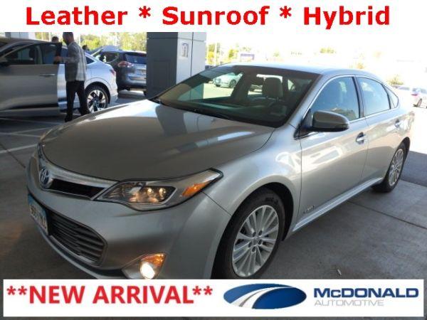 2015 Toyota Avalon Hybrid Hybrid XLE Touring
