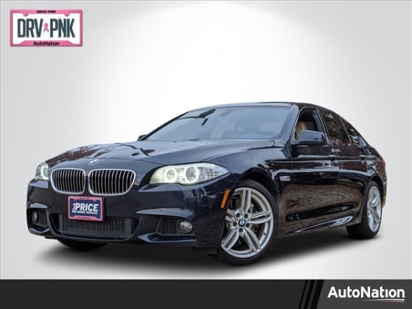 2012 BMW 5 Series in Frisco, TX