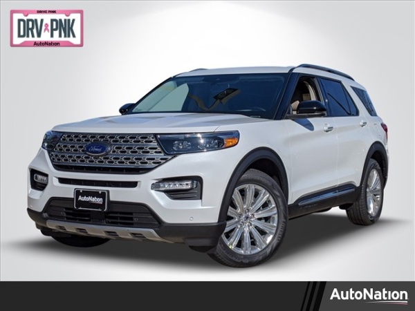 2020 Ford Explorer in Frisco, TX