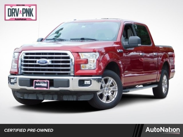 2015 Ford F-150 in Frisco, TX