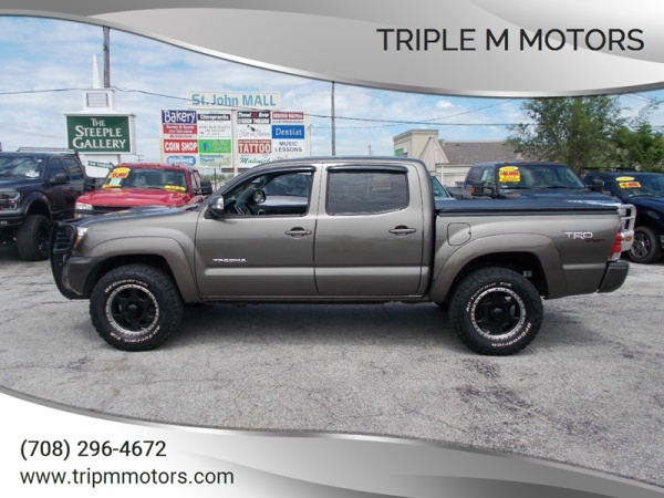 Used Toyota Tacoma for Sale in Chicago, IL: 226 Cars from