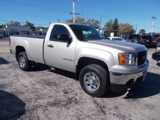 2009 Gmc Sierra 1500 Work Truck Reg Cab Lb 2wd For In St John