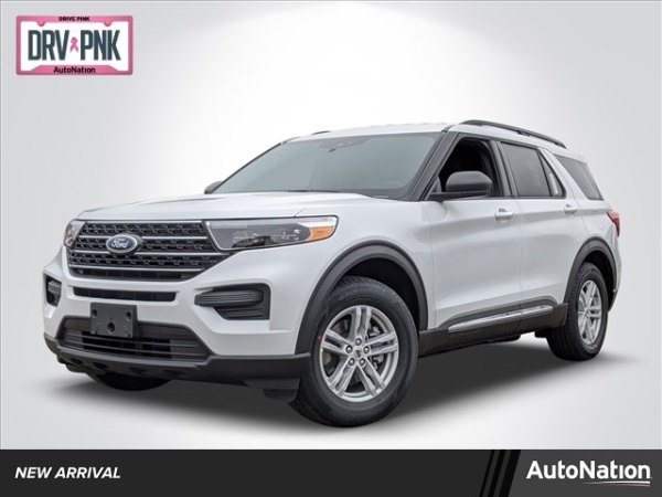 2020 Ford Explorer in Burleson, TX