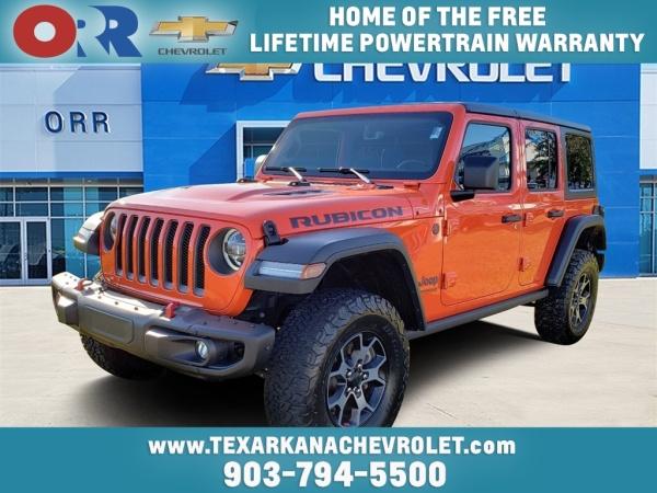 2018 Jeep Wrangler in Texarkana, TX
