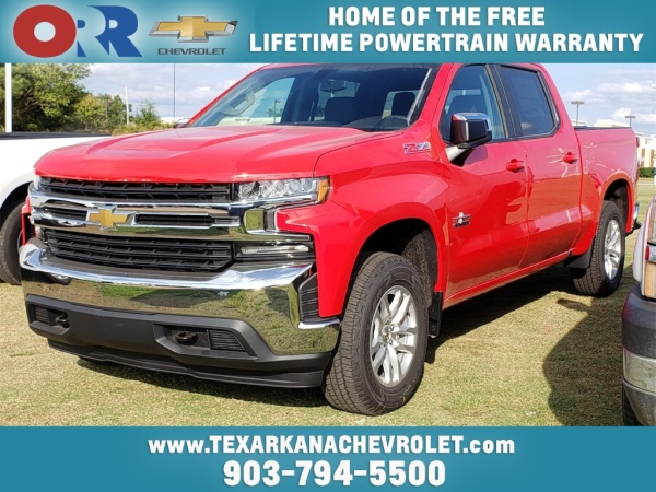 2020 Chevrolet Silverado 1500 in Texarkana, TX