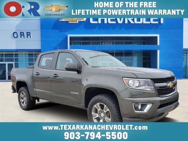 2018 Chevrolet Colorado in Texarkana, TX