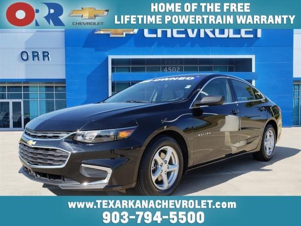 2016 Chevrolet Malibu in Texarkana, TX