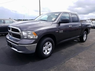 2017 Ram 1500 Slt Crew Cab 5 7 Box 4wd For