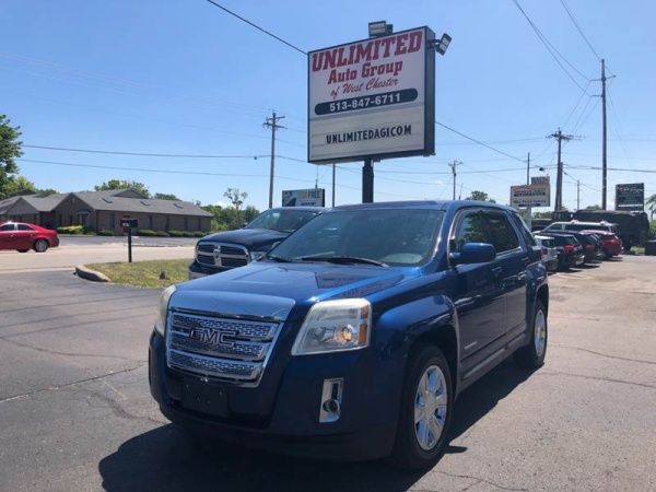 2010 GMC Terrain in West Chester, OH