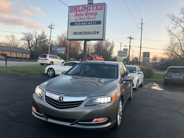 2014 Acura RLX in West Chester, OH