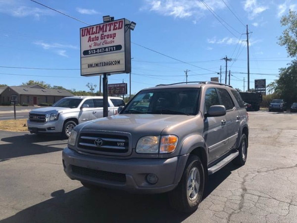 2002 Toyota Sequoia in West Chester, OH