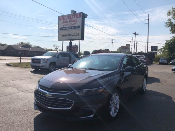 2016 Chevrolet Malibu in West Chester, OH