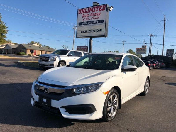 2016 Honda Civic in West Chester, OH