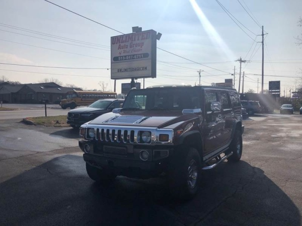2004 HUMMER H2 in West Chester, OH