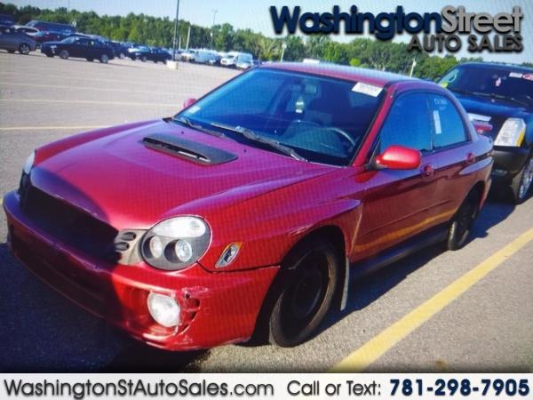 2003 Subaru Impreza in Canton, MA