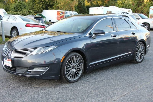 2013 Lincoln Mkz Hybrid Fwd For Sale In Worcester Ma
