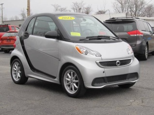 2017 Smart Fortwo Pion Coupe Electric Drive For In Worcester Ma