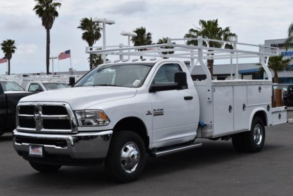 2018 Ram 3500 Chassis Cab in Ventura, CA