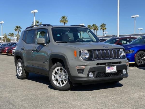2020 Jeep Renegade