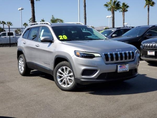 2020 Jeep Cherokee in Ventura, CA