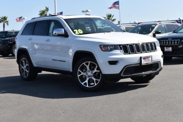 2020 Jeep Grand Cherokee in Ventura, CA