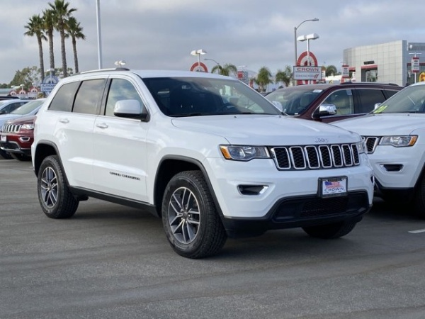 2020 Jeep Grand Cherokee in Ventura, CA