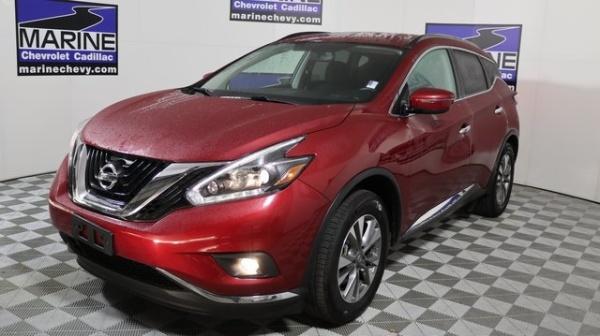 2018 Nissan Murano in Jacksonville, NC