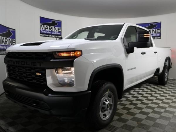 2020 Chevrolet Silverado 2500HD in Jacksonville, NC