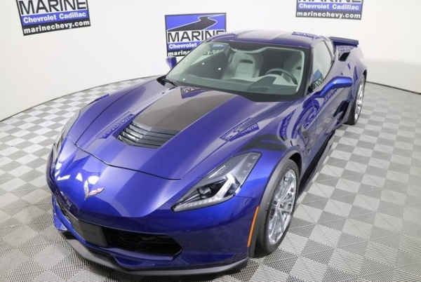 2018 Chevrolet Corvette in Jacksonville, NC