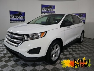 Used  Ford Edge Se Awd For Sale In Jacksonville Nc