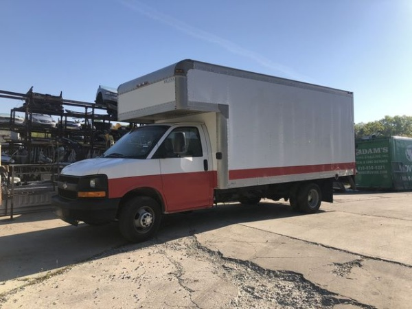 2006 Chevrolet Express Commercial Cutaway in Elkton, MD