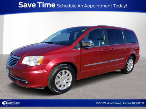 2011 Chrysler Town & Country in Lincoln, NE