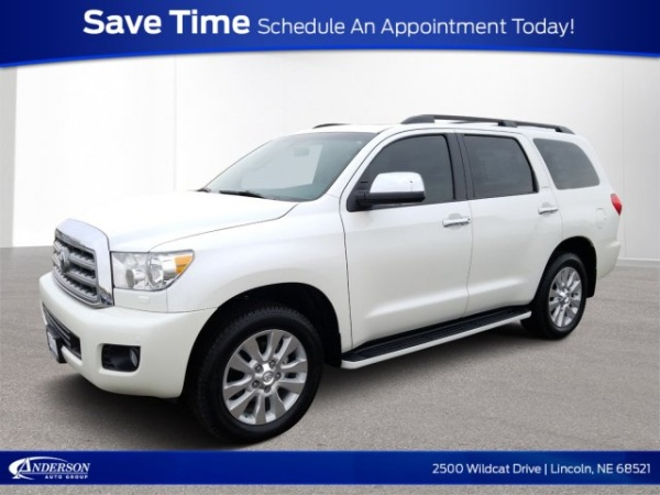 2016 Toyota Sequoia in Lincoln, NE