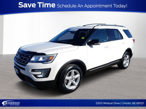 2017 Ford Explorer in Lincoln, NE