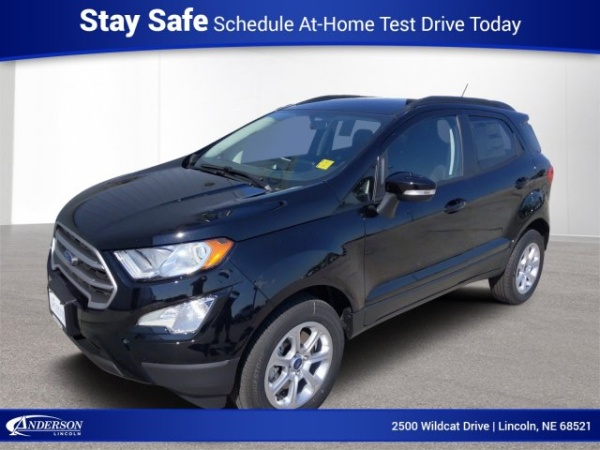 2020 Ford EcoSport in Lincoln, NE