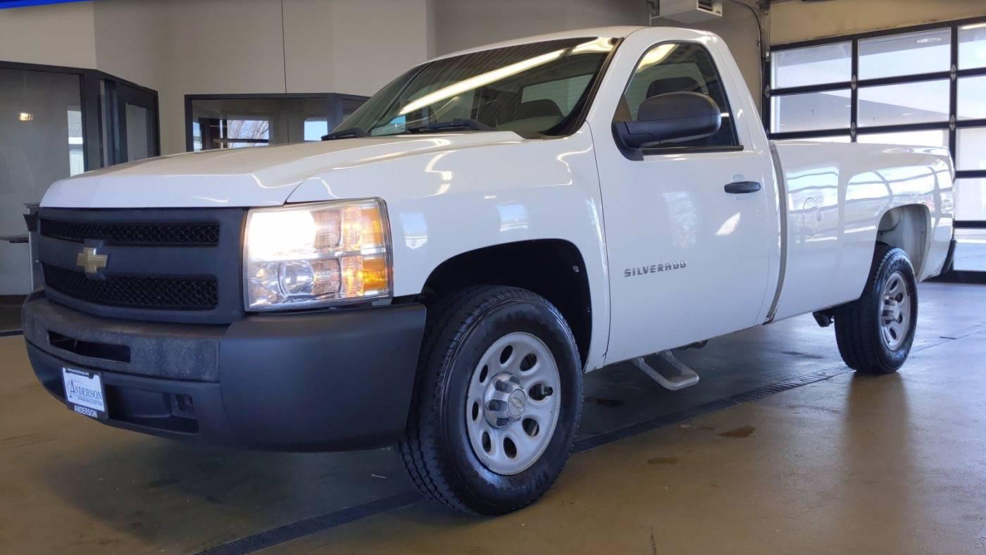 2010 Chevrolet Silverado 1500 WT