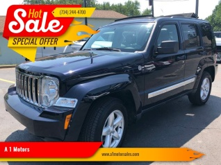 2011 Jeep Liberty Limited 4WD for Sale in Monroe, MI