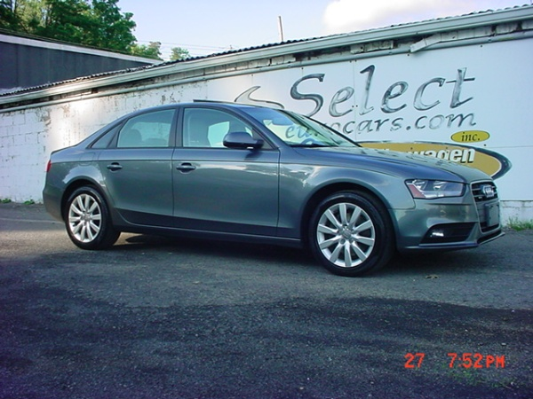 2013 Audi A4 in Waterloo, NY