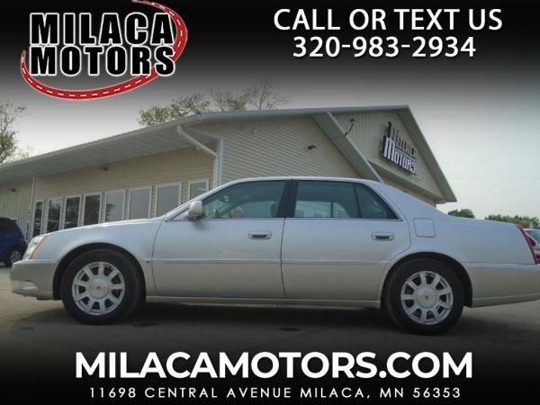2008 Cadillac DTS in Milaca, MN