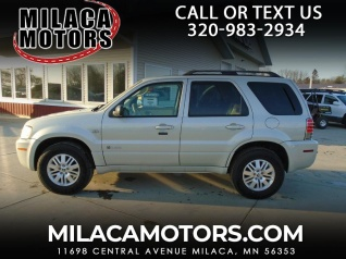 2007 Mercury Mariner 4wd 4dr Hybrid For In Milaca Mn