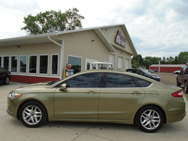 Fusion Hybrid Minneapolis >> Used Ford Fusion for Sale in Elk River, MN | U.S. News & World Report