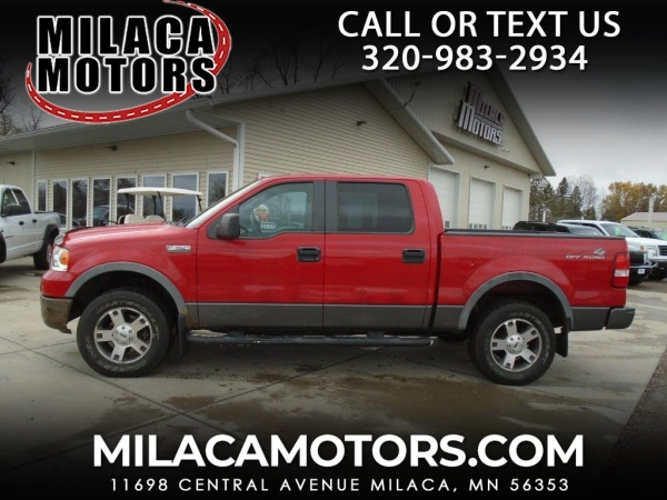 2008 Ford F-150 in Milaca, MN