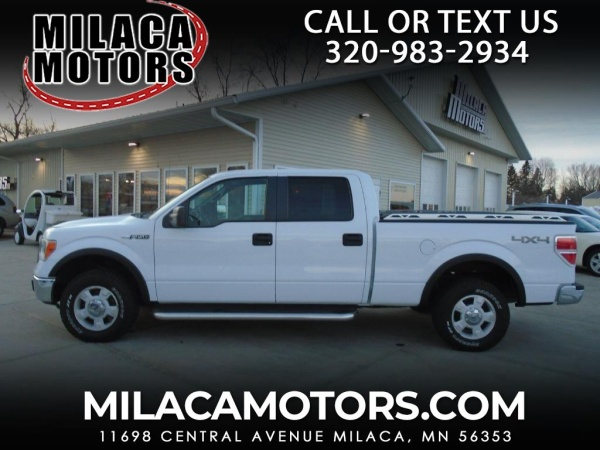 2010 Ford F-150 in Milaca, MN